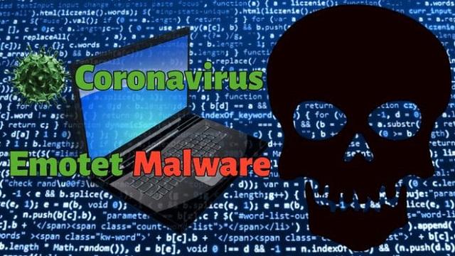 Virus corona trên máy tính