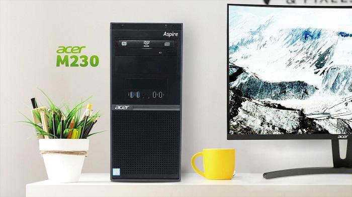 máy tính để bàn Acer Aspire M230 Series