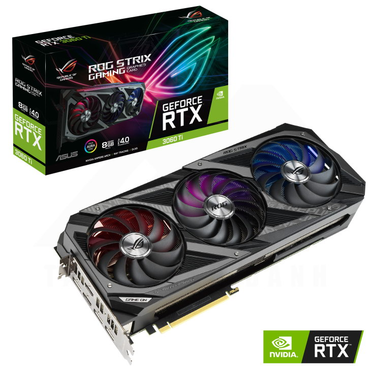 ASUS-ROG-Strix-Geforce-RTX-3060-Ti-8G-Graphics-Card