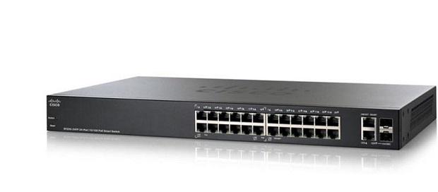Cisco_SF_250-24P-ports