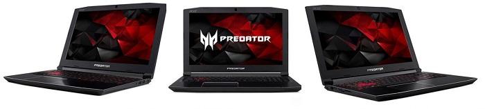 Acer gaming Prediator