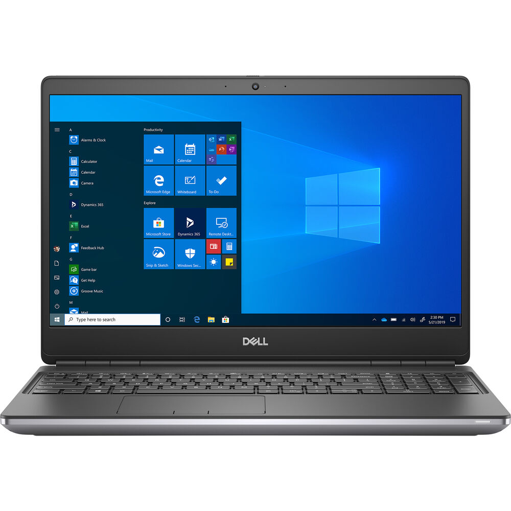 Laptop_Workstation_Dell_Mobile_Precision_7550
