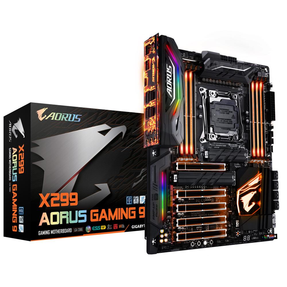 Mainboard_Gigabyte_X299_Aorus_Gaming_9