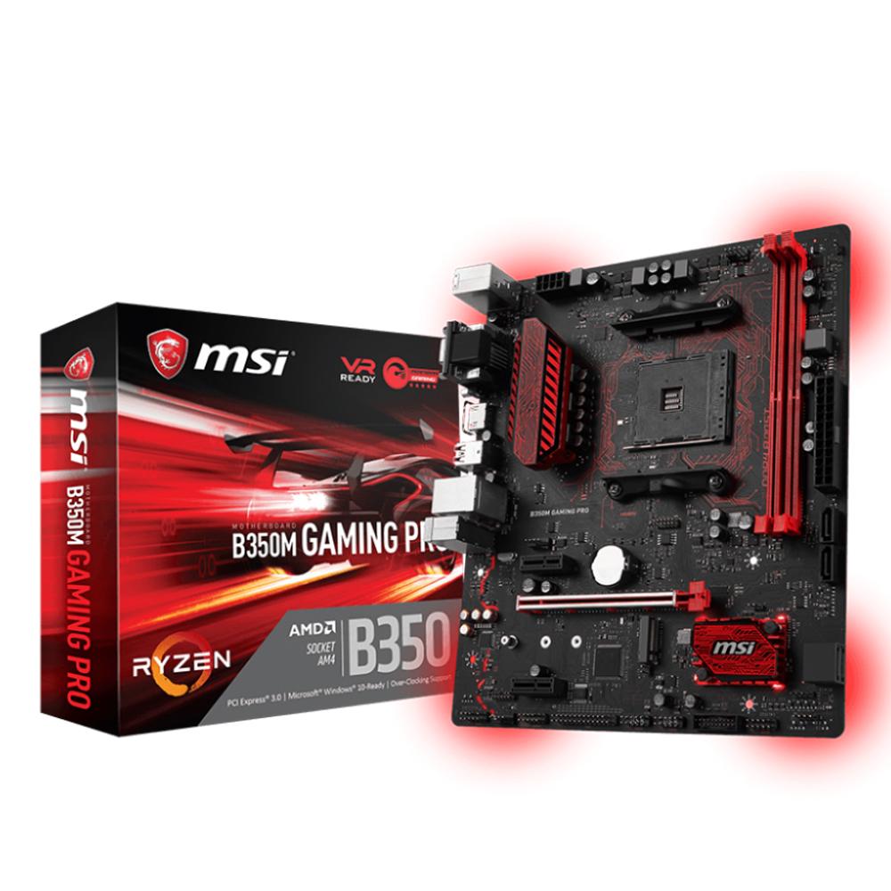 Mainboard_MSI_B350M_GAMING_PRO