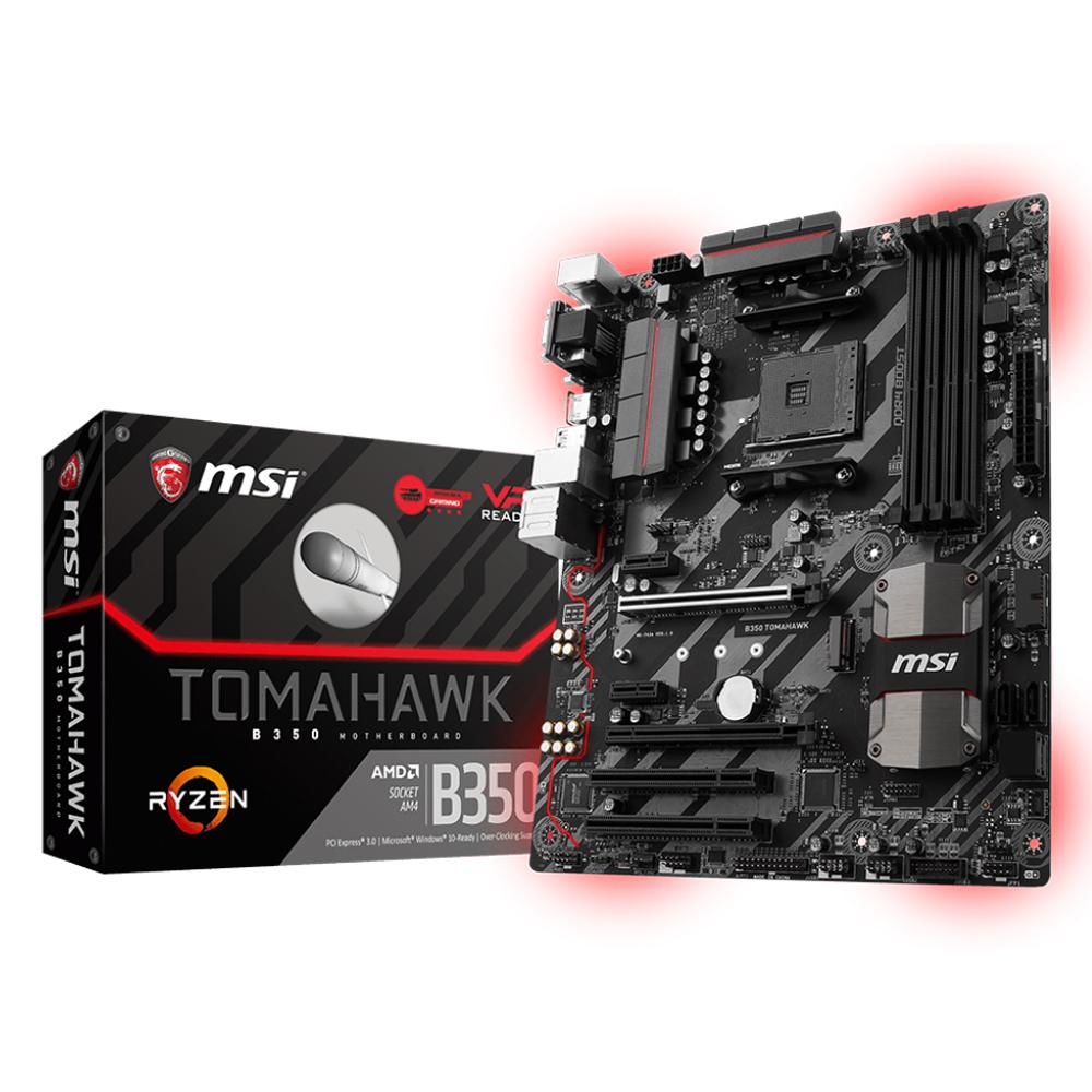 Mainboard_MSI_B350_TOMAHAWK