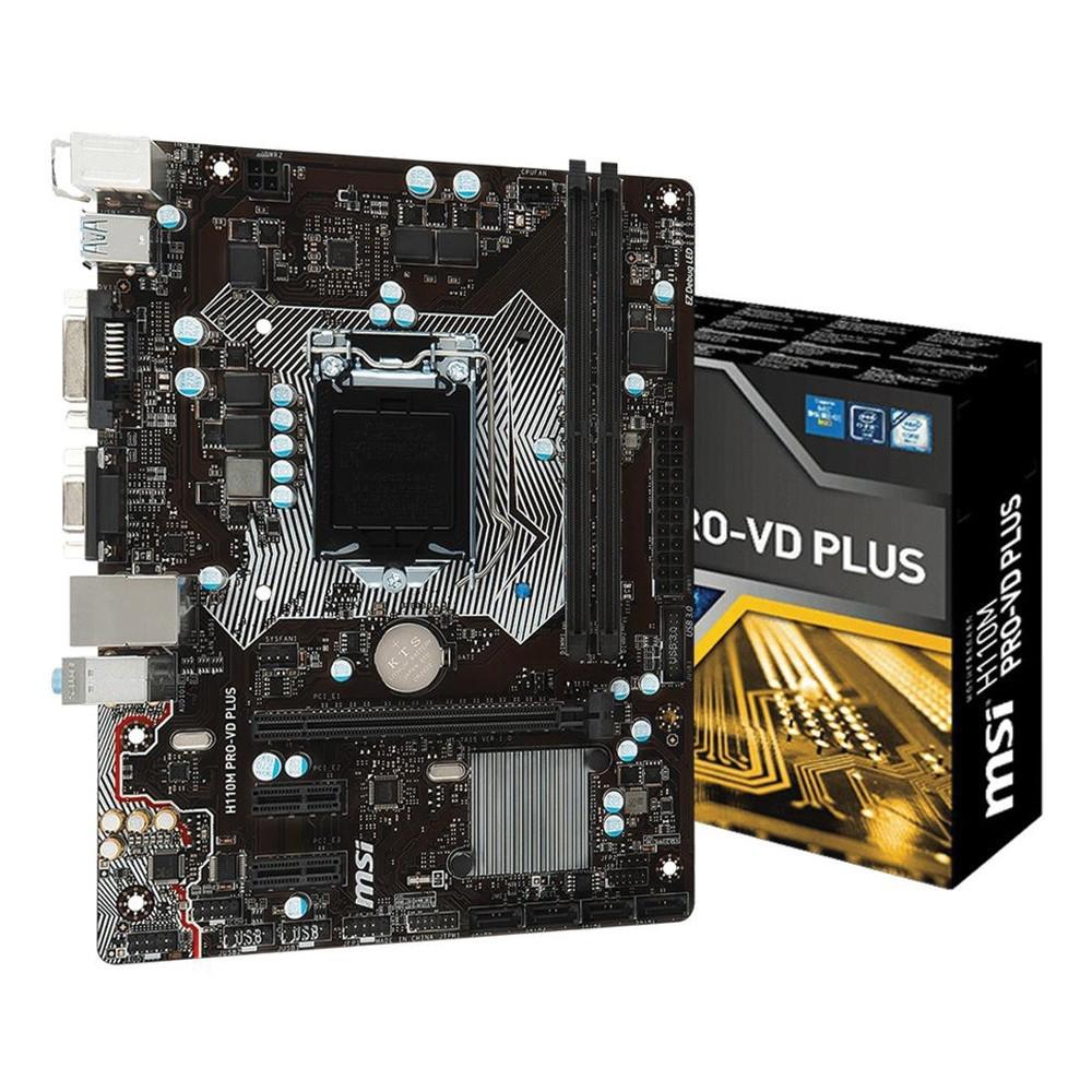 Bo mạch chủ MSI H110M Pro-VD Plus (1)