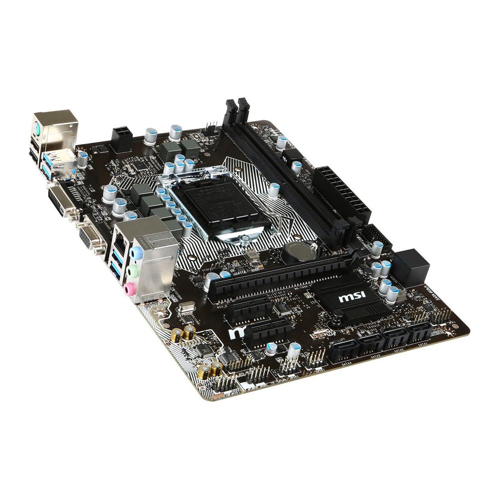 Bo mạch chủ MSI H110M Pro-VD Plus (4)