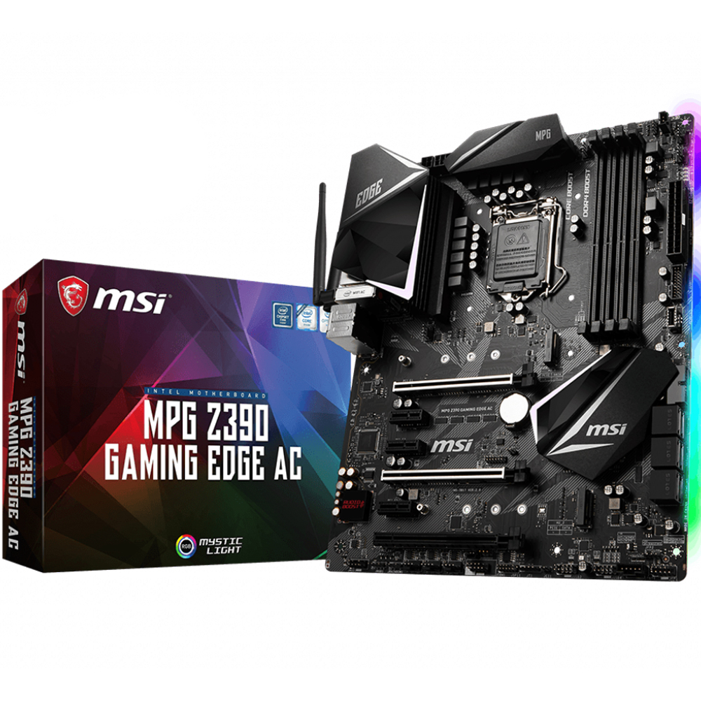 Mainboard_MSI_MPG_Z390_EDGE_AC