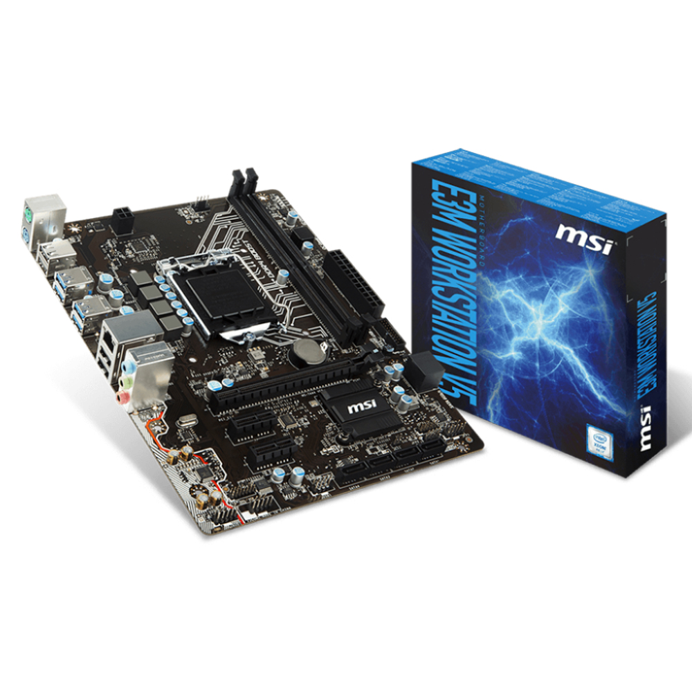 Mainboard_Msi_E3m_Workstation_V5
