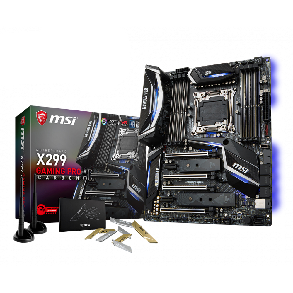 Mainboard_Msi_X299_Gaming_Pro_Carbon_Ac