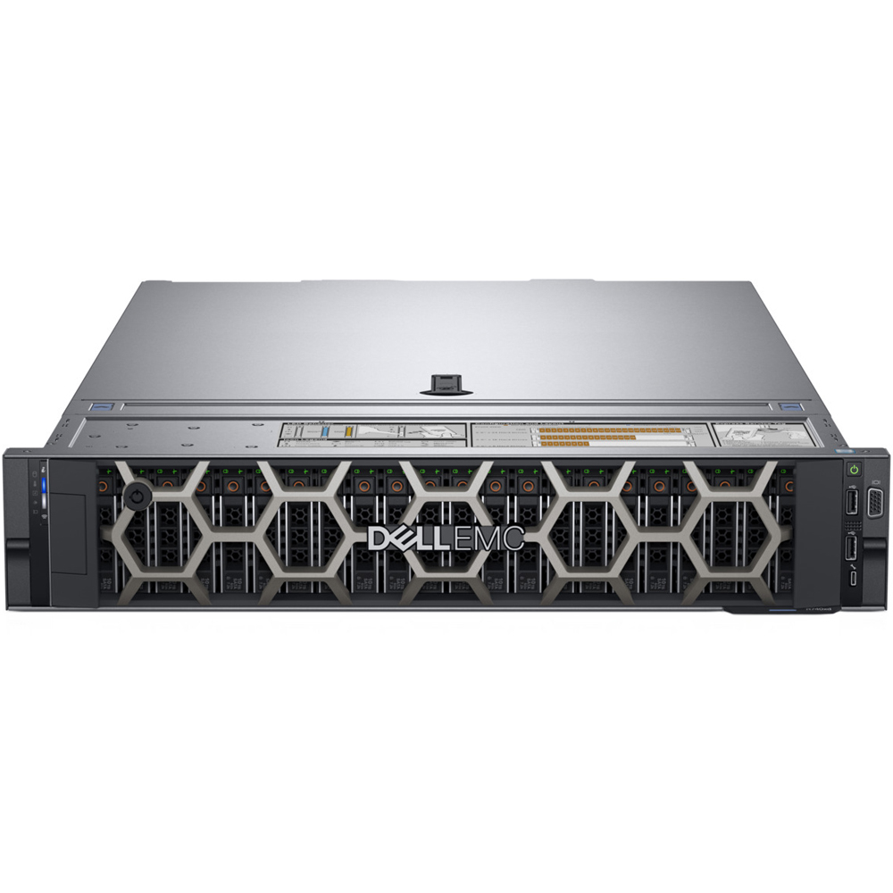 May_Chu_Dell_EMC_PowerEdge_R740_42DEFR740-626_(Xeon_Silver_4210R)