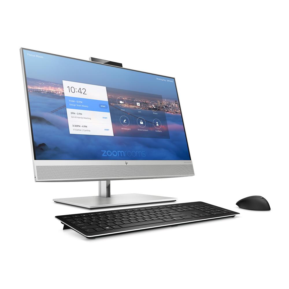 Máy tính All in one HP EliteDesk 800 G6 Series hiệu năng mạnh mẽ, dễ dàng kết nối từ xa ảnh 2