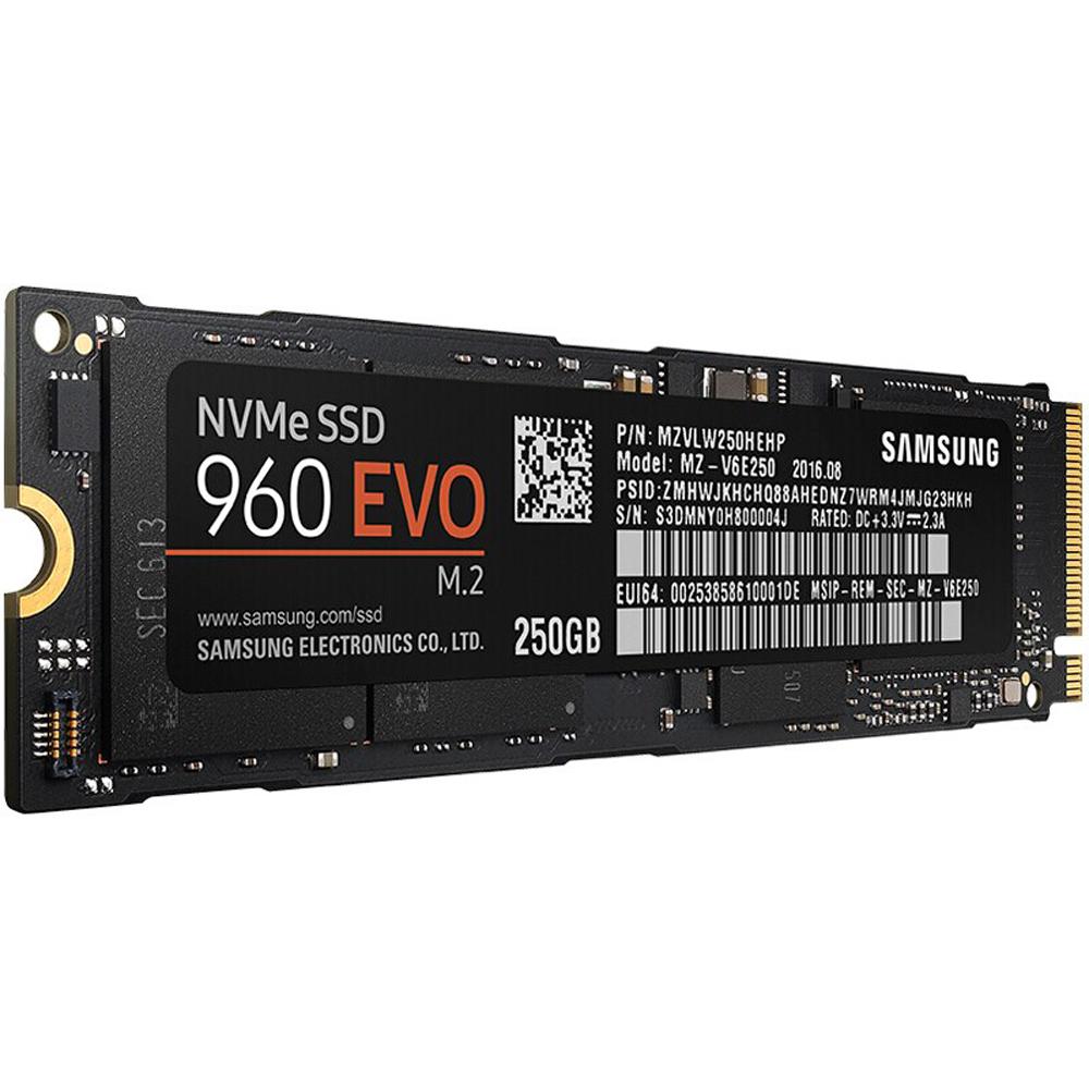 M2 PCIe Samsung 960 - Bảo mật dữ liệu và theo dõinhiệt