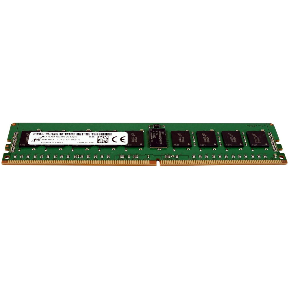 Ram_Fujitsu_8GB_2666Mhz_Single_Rank_x8_Data_Width_Low_Volt_UDIMM