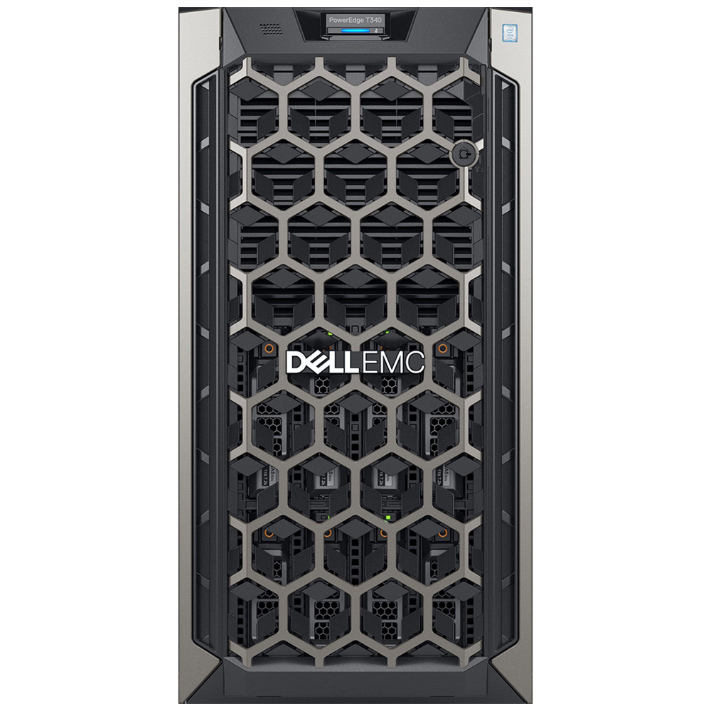 Server_Dell_T340_Xeon_E-2224_Ram_8GB_HDD_2TB_8_Hotplug_Hard_Drive_3.5_Inch