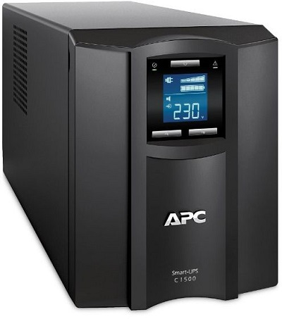 UPS_APC_Smart-UPS_C_1500VA_LCD_230V_-_(SMC1500I)