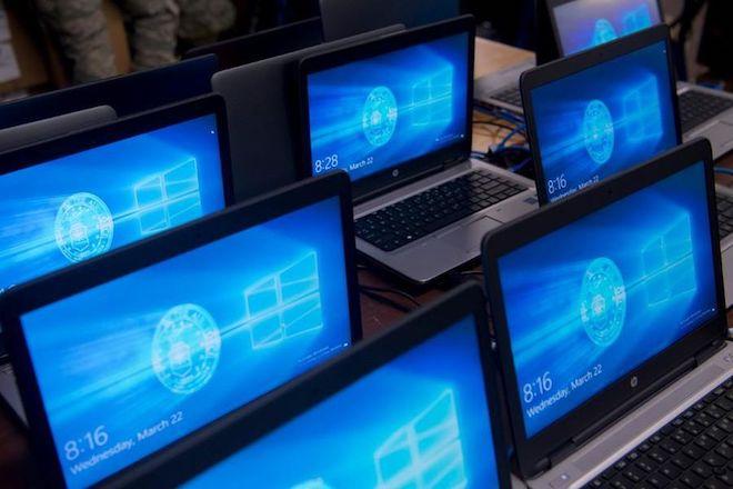 Máy tính dell bị đe dọa bởi tin tặc