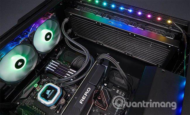 Hệ thống làm mát cho PC built