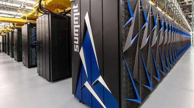 siêu máy tính summit