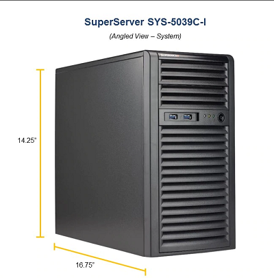 superServer_SYS-5039C-I